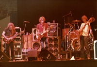 Grateful Dead: Jerry Garcia, Bob Weir, Phil Lesh
