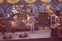 Grateful Dead: Jerry Garcia, Bob Weir, Bill Kreutzmann, Mickey Hart, Phil Lesh, and Brent Mydland