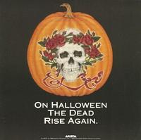 On Halloween the Dead Rise Again