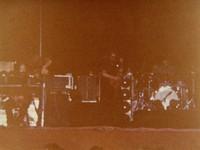 Grateful Dead, ca. 1977: Keith Godchaux, Bob Weir (?), Jerry Garcia, Bill Kreutzmann