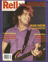 Relix: Volume 13, Number 3 - June 1986