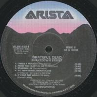 Shakedown Street [album cover]