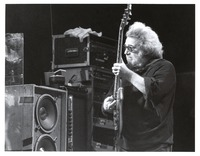 Jerry Garcia, ca. 1990