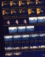 Vince Welnick at Riverport Amphitheatre, and Soldier Field: contact sheet with 30 images