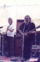 Jerry Garcia Band: John Kahn and Jerry Garcia