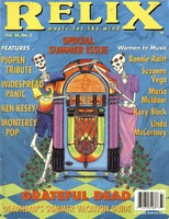 Relix: Volume 20, Number 3 - June 1993