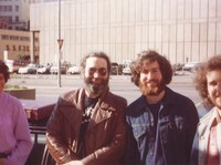 Jerry Garcia and Bobby Forrest