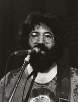 Jerry Garcia: portrait