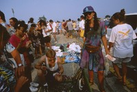 Deadheads and vendors, ca. 1990s