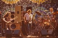 Grateful Dead: Jerry Garcia, Bob Weir and Bill Kreutzmann