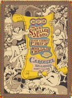 Steve Miller Band, James & Bobby Purify, Sons of Champlin - Lights by North American Ibis Alchemical Co. - April 26-28 [1968] - Carousel Ballroom