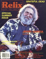 Relix: Volume 15, Number 4 - August 1988