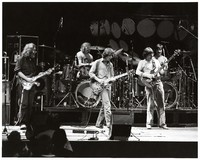 Grateful Dead: Jerry Garcia, Bill Kreutzmann, Bob Weir, Phil Lesh, and Mickey Hart