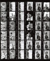 Bruce Hornsby and Acoustic Hot Tuna: contact sheet with 36 images