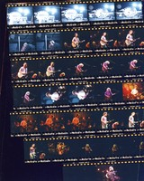 Grateful Dead and Bob Dylan Robert F. Kennedy Stadium: contact sheet with 31 images