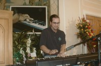 Jeff Chimenti at Johnnie Johnson memorial
