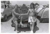 Deadheads in the campground