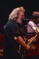 Grateful Dead: Jerry Garcia and Brent Mydland