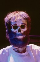 """Touch of Gray"" video: Brent Mydland skeleton"