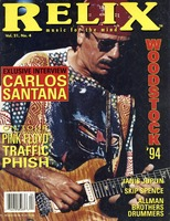 Relix: Volume 21, Number 4 - August 1994
