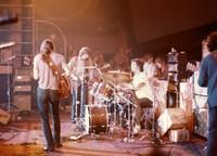 Grateful Dead at Sufi Choir benefit: Bob Weir, Phil Lesh, Bill Kreutzmann, Jerry Garcia
