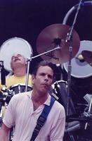 Grateful Dead: Bill Kreutzmann and Bob Weir
