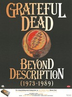 Grateful Dead - Beyond Description (1979-1989) / The Long Anticipated Companion to The Golden Road Boxed Set! 10 Classic Albums Spanning 1973-1989