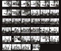 RatDog, Ken Kesey, Hot Tuna: contact sheet with 34 images