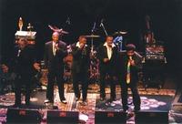 "Persuasions: Jayotis Washington, Ray Sanders, Jesse ""Sweet Joe"" Russell, Jimmy Hayes, Jerry Lawson"