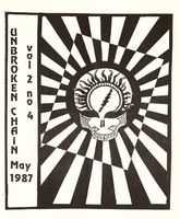 Unbroken Chain, Volume 2, No. 4 - May 1987