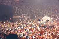Bill Graham's giant egg