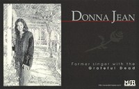Donna Jean - Former Singer with the Grateful Dead