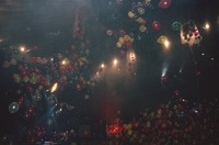 Grateful Dead New Year's (?): balloons