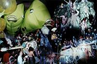 Grateful Dead New Year's concert: montage