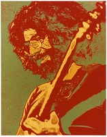 Jerry Garcia: altered image