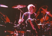 Bil Kreutzmann at an unidentified venue, ca. 1980s