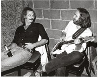 Healy-Treece Band: Bill Kreutzmann and Keith Godchaux