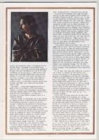 Grateful Dead Concert Program 1983-84 [concert program]