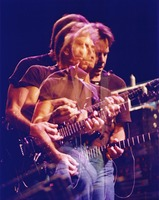 Bob Weir: multiple exposure