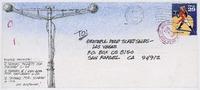 Anonymous (no return address, postmarked Marina Del Rey, CA)