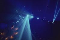 Grateful Dead, ca. 1993: stage lights