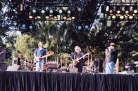 Bill Graham Memorial (Laughter, Love And Music): Grateful Dead, with John Popper: Bob Weir, Jerry Garcia, John Popper