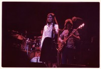 Grateful Dead: Donna Godchaux, Phil Lesh, and Mickey Hart