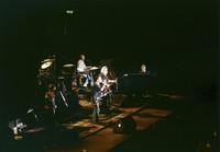 Grateful Dead: Phil Lesh, Vince Welnick, Bob Weir, Jerry Garcia, Bruce Hornsby