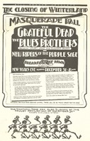 Grateful Dead, The Blues Brothers, New Riders of the Purple Sage - Bill Graham Presents the Closing of Winterland - Masquerade Ball - December 31 [1978]