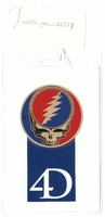 Grateful Dead presents 4th Dimension - Guest - 1994-1995 [laminate]