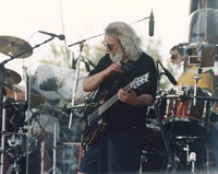 "Jerry Garcia performing ""Tennessee Jed"""