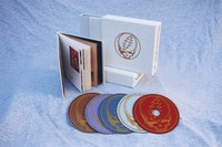 "Grateful Dead, ""So Many Roads (1995-1995)"" box set released by Arista on November 7, 1999: promotional photo"