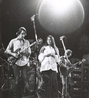 "Grateful Dead: Bob Weir, Donna Godchaux, Phil Lesh, Jerry Garcia, Keith Godchaux: photographs by ""Deadheads of St. Paul, MN"""