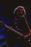 Jerry Garcia: reverse image